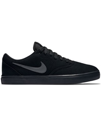 Nike SB Check Solar Shoes - Black