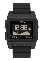 Nixon Base Tide Pro 1 Watch - Black