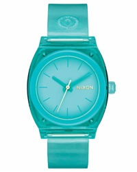Nixon Med Time Teller P 2 Watch - Turquoise