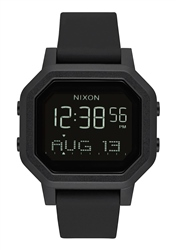 Nixon Siren 1 Watch - Black