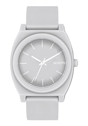 Nixon Time Teller P 3 Watch - Grey