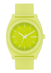 Nixon Time Teller P 3 Watch - Green