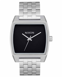 Nixon Time Tracker 3 Watch - Black