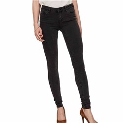 Noisy May Extra Eve Jeans - Grey