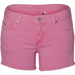 O'Neill Essential 5 Pocket Shorts - Shocking Pink