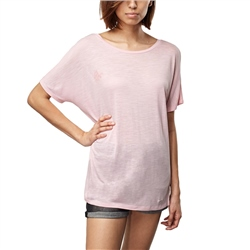 O'Neill Essential Drapey T-Shirt - Rose Shadow