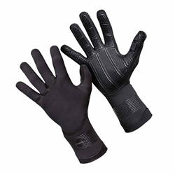 O'Neill Psycho Teck 1.5mm Gloves - Black