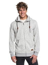 Quiksilver Keller Hoody - Light Grey Heather