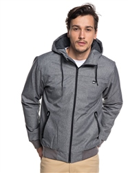 Quiksilver Brooks Jacket  - Light Grey Heather