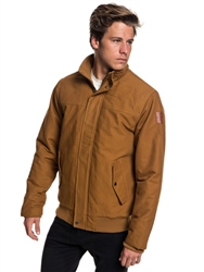 Quiksilver Brooks Jacket - Rubber