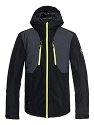 Quiksilver Mission Plus Tech Jacket - Black