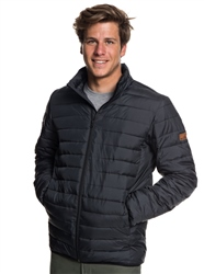 Quiksilver Scaly FZ Jacket - Black