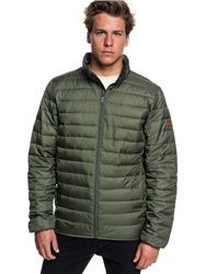 Quiksilver Scaly FZ Jacket - Thyme