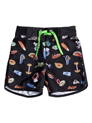 Quiksilver Floater Boardshorts - Black