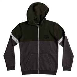 Quiksilver Kumano Fleece - Forest