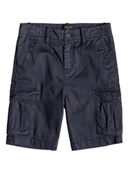 Quiksilver Crucial Battle Walkshorts - Blue Nights