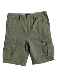 Quiksilver Crucial Battle Walkshorts - Four Leaf Clover