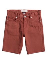 Quiksilver Distorsion Colors Walkshorts - Mineral Red