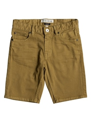 Quiksilver Distorsion Colors Walkshorts - Wood
