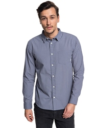 Quiksilver Everyday Check Shirt - Quiet Shade