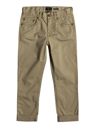 Quiksilver Midnight Trousers - Elmwood