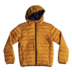 Quiksilver Scaly Jacket - Gold