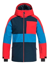 Quiksilver Sycamore Tech Jacket - Blue