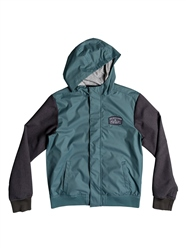 Quiksilver Visuka Jacket - Mallard Green