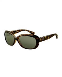 Ray-Ban The  Jackie Ohh Sunglasses in Brown
