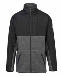 Rip Curl Polarised Anti-Series Fleece - Dark Marle