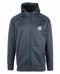 Rip Curl Wetland Anti-Series Fleece - Pewter Grey