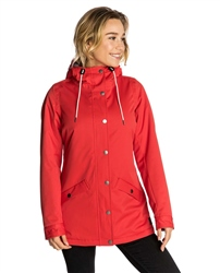 Rip Curl AS Tide Jacket - Red