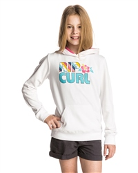 Rip Curl Mama Candy Hoody - White