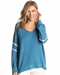 Rip Curl The Pass Sweatshirt - Blue
