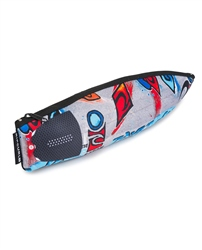 Rip Curl Surfboard Pencil Case - Grey