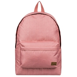 Roxy Sugar Baby Solid Backpack - Rose