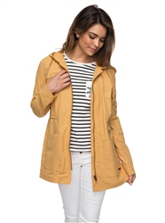 Roxy Crazy Clouds Jacket - Oak