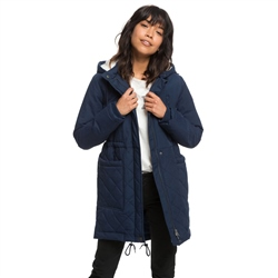 Roxy Slalom Chic Jacket - Blue