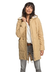 Roxy Slalom Chic Jacket - Curry