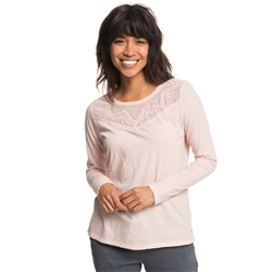 Roxy Blossom Top - Peach