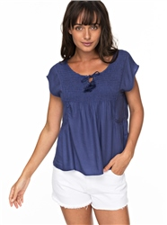 Roxy Electric Top - Cobalt