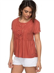 Roxy In The Morning Top - Spice