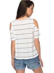 Roxy Uptown Sun Top - Marshmallow