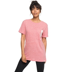 Roxy Miss B T-Shirt - Rose