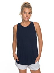 Roxy Sweet A Vest - Dress Blue