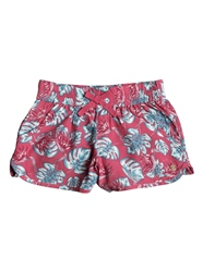Roxy In The City Boardshort - Red