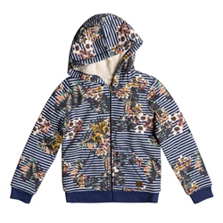 Roxy Earth Hoody - Blue