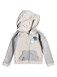 Roxy Feeling Hoody - Metro Heather