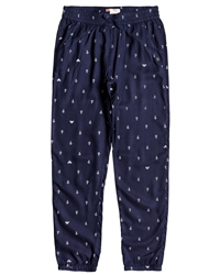 Roxy Have 2 Lives Trousers - Blue