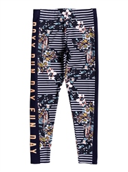 Roxy Keep Flow Leggings - Blue